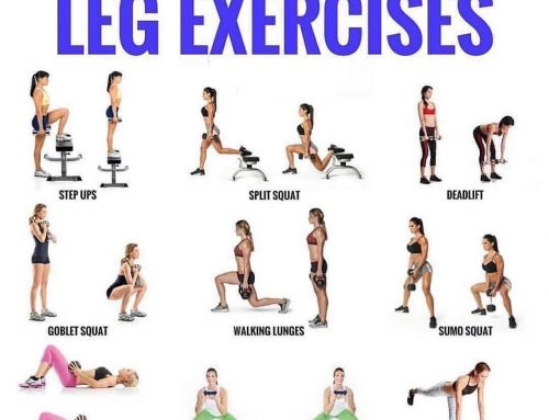 Dumbbell leg workout : Best dumbbell leg exercises